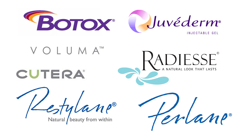 Botox, Juvederm, Voluma, Cutera, Radiesse, Restylane, and Perlane treatments all performed at Dr. Rotatori's office