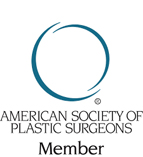 Member of the American Society of Plastic Surgeons