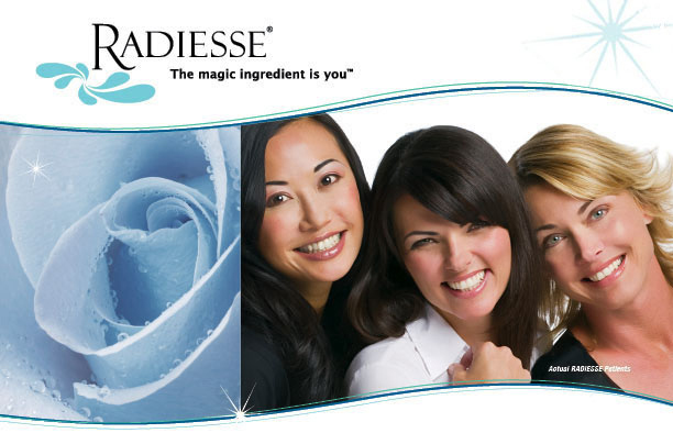 Radiesse: The Magic Ingredient is you